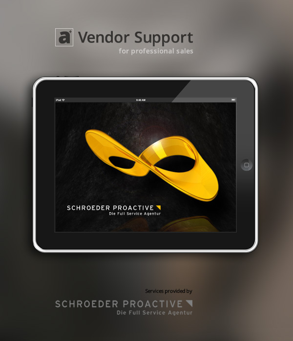 Schroeder Proactive Vendor Support